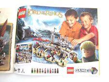 50011 LOTR Board Game