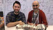 LEGO Star Wars Tantive IV 75244 Set Preview and Designer Interview