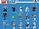 Star Wars 2008 Minifigure Gallery Poster