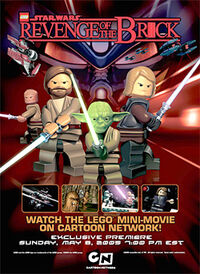 LEGO Star Wars-Revenge of the Brick
