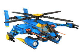 Jet Copter ani