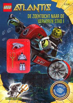 LEGO Atlantis - De Zoektocht naar de Verloren Stad Deel 1