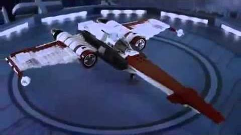 LEGO Star Wars 75002 & 75004 commercial