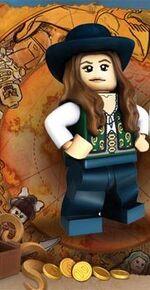 Angelica LEGOcom