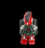 Robot Sidekick gs006 rood