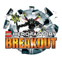 LEGO logo Breakout