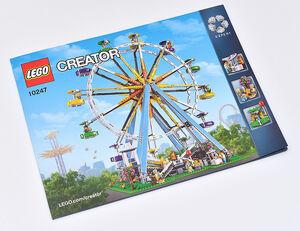 Lego 10247 handleidingen