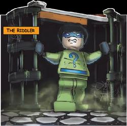 Riddler online comic