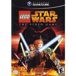 LEGO Star Wars The Video Game box GameCube
