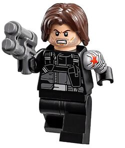 Lego-76051-Winter-Soldier-Minifigure