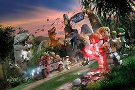 Lego-Jurassic-World-Poster-A5-A4-A3-A2