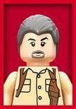 Jurassic World LEGO Hoskins icon