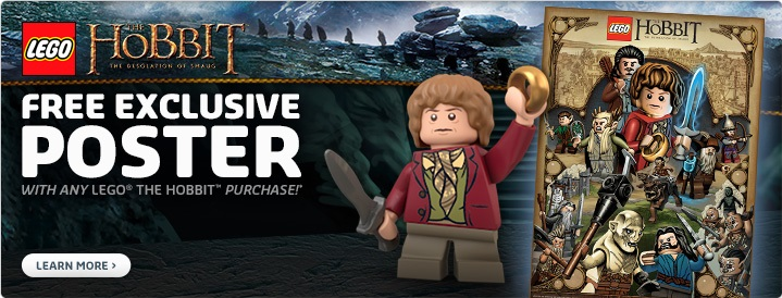 The Hobbit 2 - shop poster