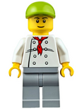 Hot Dog Stand Guy (60110)