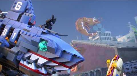 Garmadon, Garmadon, GARMADON! - The LEGO NINJAGO MOVIE - 70656 Product Animation