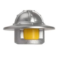 Helm 30273 (Castle,brede rand) zilver