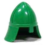 Helm (Castle,nekbescherming) 3844 groen