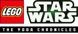 LEGO logo - The Yoda Chronicles