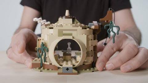 Yoda's Hut - LEGO Star Wars - 75208 Designer Video