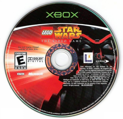 LEGO Star Wars The Video Game set Xbox