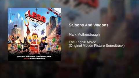Saloons And Wagons