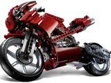 8420 Уличный мотоцикл