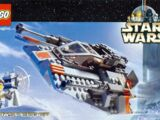 927526 Postcard - Star Wars Set 7130 Snowspeeder