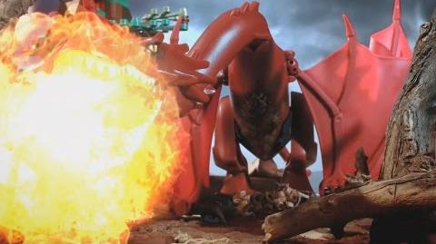 LEGO­­® The Hobbit™ The Aggravation of Smaug