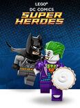 Themakaart Super Heroes DCC 201506