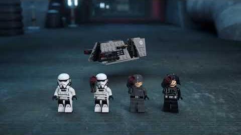 LEGO® STAR WARS™ - Боевой набор имперского патруля