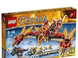 70146 Огненный летающий храм фениксов