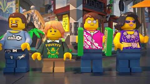 NINJAGO City - LEGO NINJAGO Movie - 70620 Product Animation