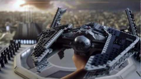 LEGO Star Wars 9500 Sith Fury-class Interceptor - commercial