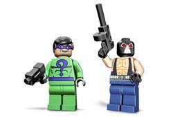 7787 Riddler and Bane