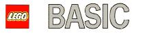LEGO logo Basic grijs