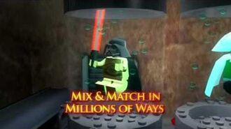 Lego Star Wars II The Original Trilogy - Trailer - Xbox360.mov