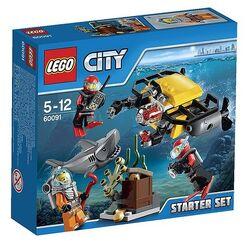 Lego 60091-1