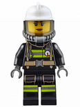 Female Firefighter (60110)