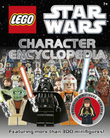 LEGO Star Wars Character Encyclopedia detail