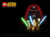 LEGO Star Wars The Video Game wallpaper