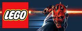 LEGO logo Star Wars Clone Wars 2012