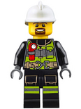 Male Firefighter (60112)
