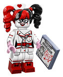 71017 Leaflet Nurse Harley Quinn