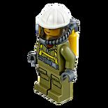 Female Volcano Worker (60125)