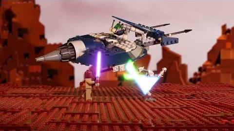 General Grevious Combat Speeder - LEGO Star Wars - 75199 INBOXING