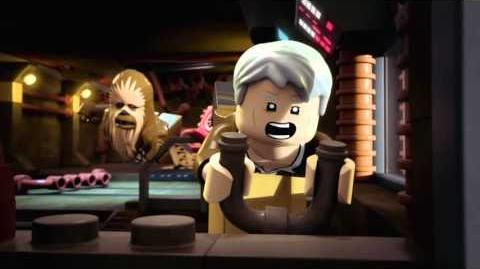 LEGO Star Wars: Resistance Rises: The Trouble with Rathtars