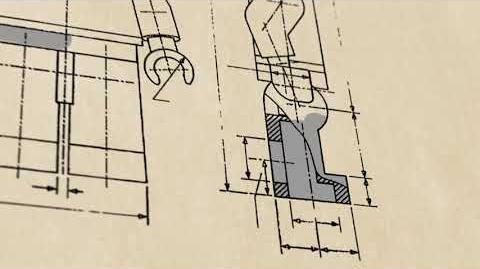 LEGO® minifigure 40th anniversary - design sketch