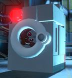 Stealth cyborg