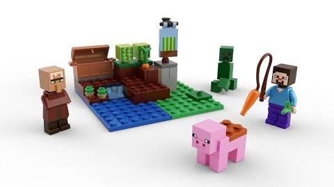 The Melon Farm - LEGO Minecraft - 21138 - Product Animation