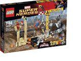 76037 Суперзлодейский союз Носорога и Песочного человека